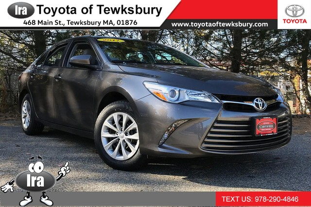 Certified Pre-Owned 2017 Toyota Camry LE**TOYOTA CERTIFIED!!**