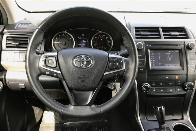 Certified Pre-Owned 2017 Toyota Camry SE**TOYOTA CERTIFIED!!**