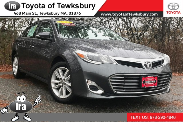 Certified Pre-Owned 2015 Toyota Avalon XLE Premium**TOYOTA CERTIFIED!!**