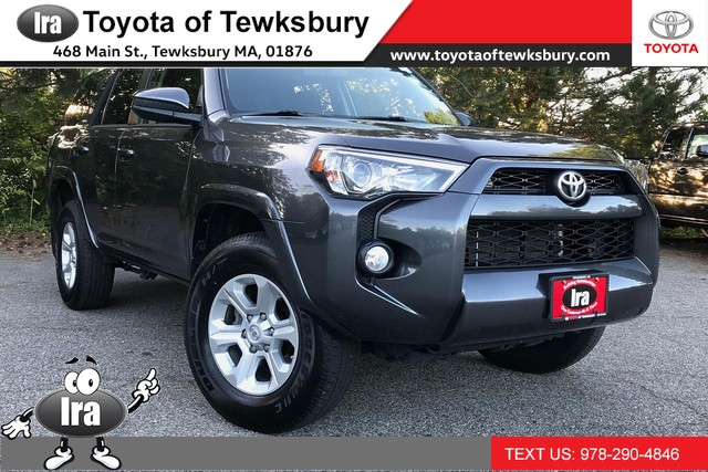 Certified Pre-Owned 2018 Toyota 4Runner SR5 **TOYOTA CERTIFIED!!**