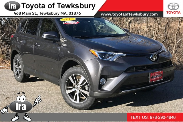 Certified Pre-Owned 2017 Toyota RAV4 XLE**TOYOTA CERTIFIED!