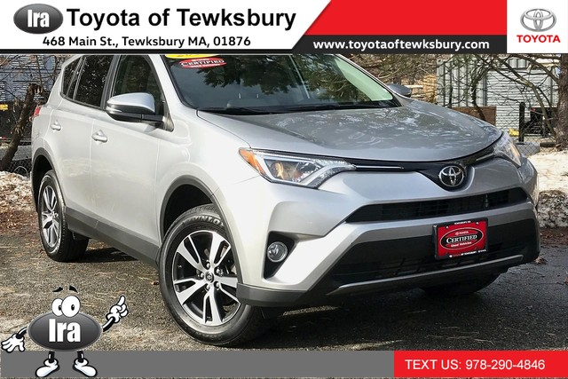 Certified Pre-Owned 2018 Toyota RAV4 XLE**TOYOTA CERTIFIED!!**