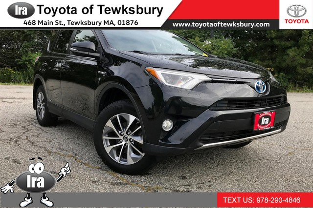 Certified Pre-Owned 2016 Toyota RAV4 Hybrid XLE**TOYOTA CERTIFIED!!**
