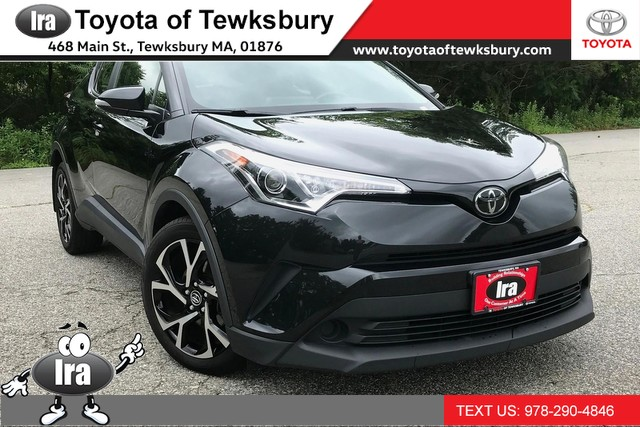 Pre-Owned 2018 Toyota C-HR XLE**TOYOTA CERTIFIED!!**