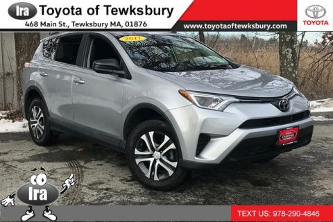 Certified Pre-Owned 2017 Toyota RAV4 LE**TOYOTA CERTIFIED!!**PRESIDENTS DAY SPECIAL!!**