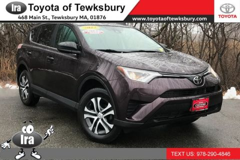 Certified Pre-Owned 2017 Toyota RAV4 LE**TOYOTA CERTIFIED!!** AWD - In-Stock