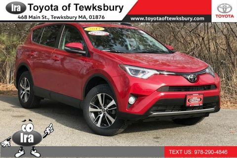Certified Pre-Owned 2017 Toyota RAV4 XLE**TOYOTA CERTIFIED!!**NAVIGATION!!**