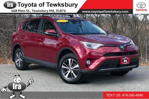 Pre-Owned 2018 Toyota RAV4 XLE**HEATED SEATS**