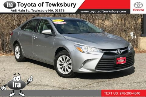 Certified Pre-Owned 2017 Toyota Camry LE**TOYOTA CERTIFIED** Front Wheel Drive Sedan - In-Stock