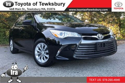 Certified Pre-Owned 2017 Toyota Camry LE **TOYOTA CERTIFIED!!* Front Wheel Drive Sedan - In-Stock