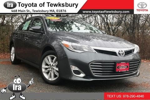 Certified Pre-Owned 2015 Toyota Avalon XLE Premium**TOYOTA CERTIFIED!!** Front Wheel Drive Sedan - In-Stock