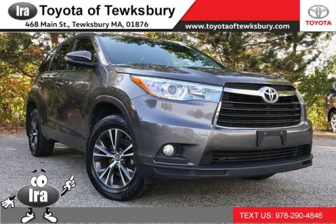 Certified Pre-Owned 2016 Toyota Highlander XLE **TOYOTA CERTIFIED!!** AWD - In-Stock