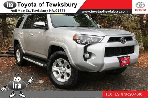 Certified Pre-Owned 2015 Toyota 4Runner SR5 Premium **Toyota Certified!!** With Navigation - In-Stock