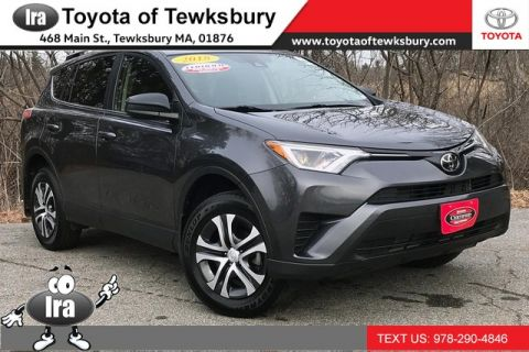 Certified Pre-Owned 2018 Toyota RAV4 LE**TOYOTA CERTIFIED!!** AWD - In-Stock