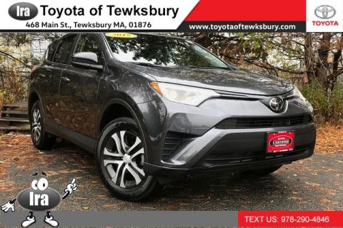 Certified Pre-Owned 2018 Toyota RAV4 LE**TOYOTA CERTIFIED!!*** AWD - In-Stock