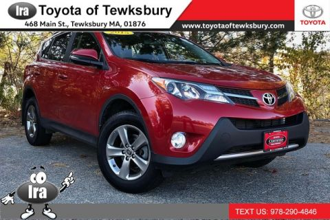 Certified Pre-Owned 2015 Toyota RAV4 XLE**TOYOTA CERTIFIED!!*** AWD - In-Stock