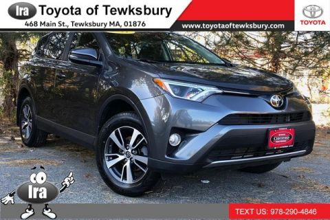 Certified Pre-Owned 2017 Toyota RAV4 XLE**TOYOTA CERTIFIED!!** AWD - In-Stock