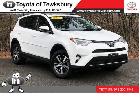 Pre-Owned 2017 Toyota RAV4 XLE**blind spot monitor!!**
