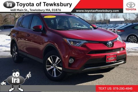 Certified Pre-Owned 2017 Toyota RAV4 XLE**NAVIGATION**TOYOTA CERTIFIED!!** AWD - In-Stock