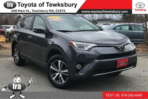Certified Pre-Owned 2017 Toyota RAV4 XLE**TOYOTA CERTIFIED!!**