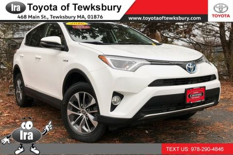 Certified Pre-Owned 2016 Toyota RAV4 Hybrid XLE**TOYOTA CERTIFIED!!** AWD - In-Stock